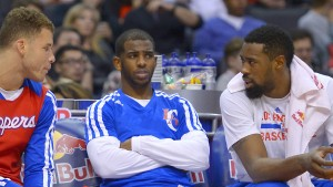 Chris Paul, teammates 'talking about' boycott of Sterling-owned Clippers