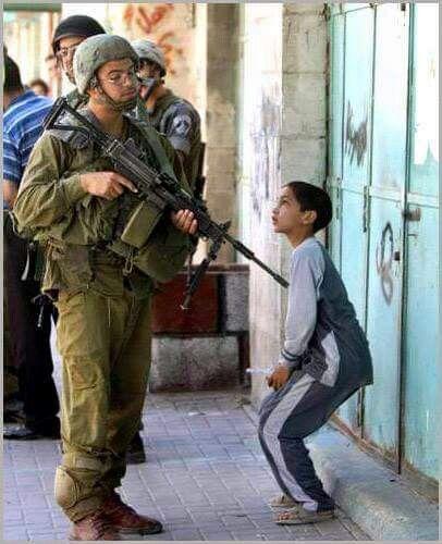 IsraelDefenseForcesInAction