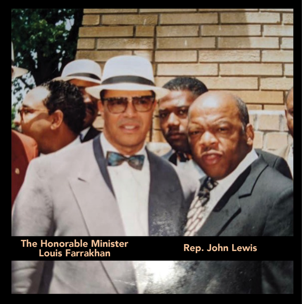Rep. John Lewis—as did Rev. Warnock and Andrew Goodman—understood the significance of the Nation of Islam.
