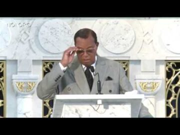 Min. Farrakhan Questions the Official 9/11 Fantasy