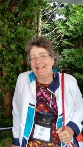 Sharon Helbert at 2015 NOAC
