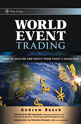 World Event Trading: How to Analyze and Profit from Today's Headlines