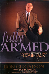 Fully Armed: Turning Setbacks into Comebacks
