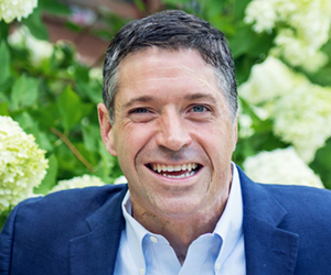 John O'Leary, Inspirational Speaker & Best Selling Author