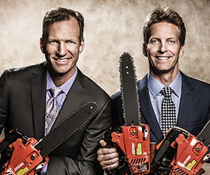 The Passing Zone, Chainsaw Juggling Corporate Entertainers