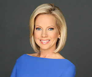 Shannon Bream, Anchor of Fox News @ Night