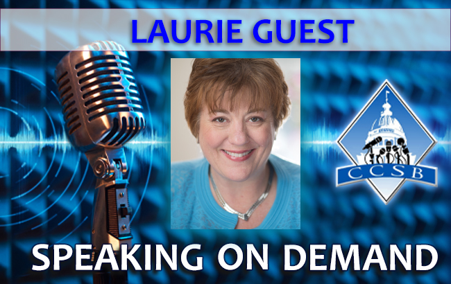 Customer Service and Virtual Speaking During Covid-19 – Laurie Guest