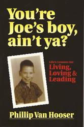 You're Joe's Boy, Ain't Ya?