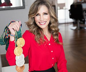 Shannon Miller, Olympic Champion & Cancer Survivor