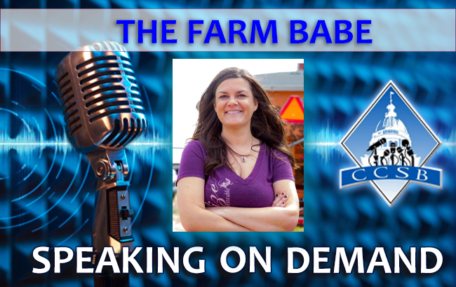 Women in Agriculture, Food Myths, and Covid-19's impact on the Food Supply Chain – The Farm Babe