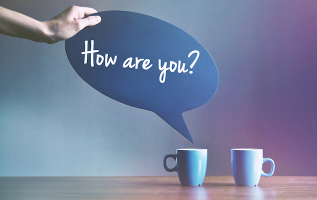"""How Authentic Leaders Turn """"How are you?"""" Into a Real Conversation – Mary Kelly"""