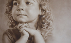 Air Brush Portrait