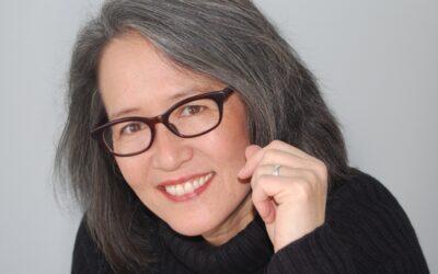 Ruth Ozeki's reading at Goddard