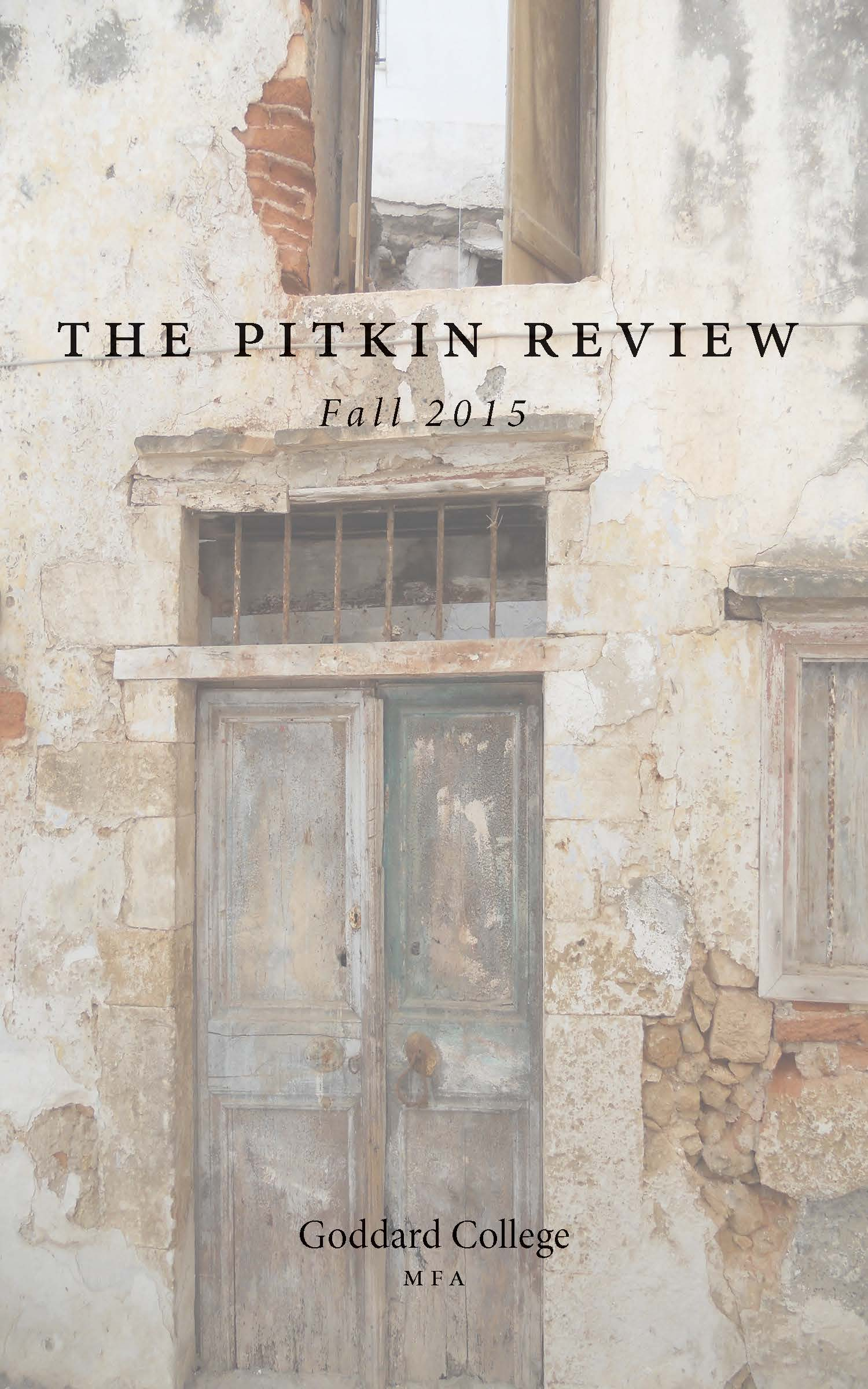 Expanding a Legacy: The Pitkin Review