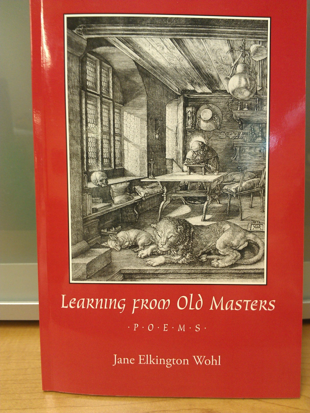 And have you read… Learning from Old Masters?