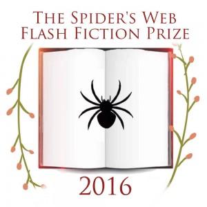 2016 Spider's Web Flash Fiction Prize