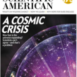 Richard Panek's Scientific American Cover Story