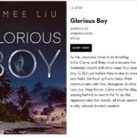 Faculty Member Aimee Liu is a Best Book Pick