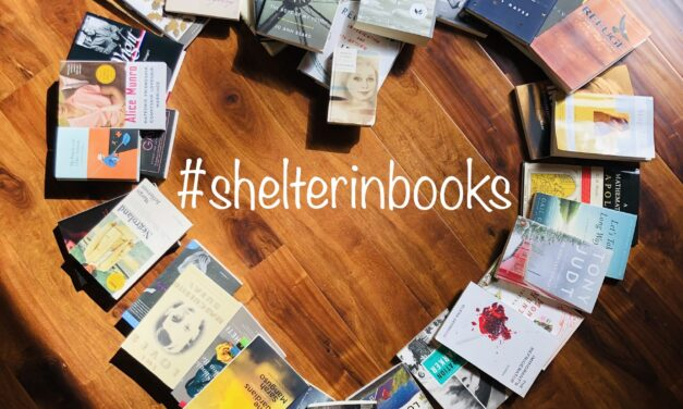 #ShelterInBooks Invites You To Be a Good Literary Citizen
