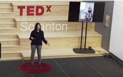Alumna Laurel Radzieski's Tedx talk