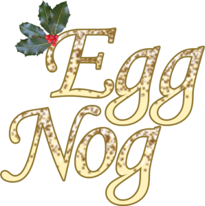 EggNog Holiday Treat