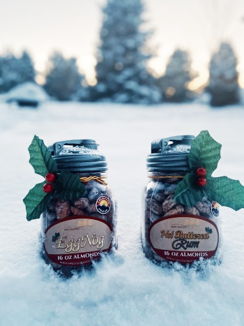 almond holiday gift idea