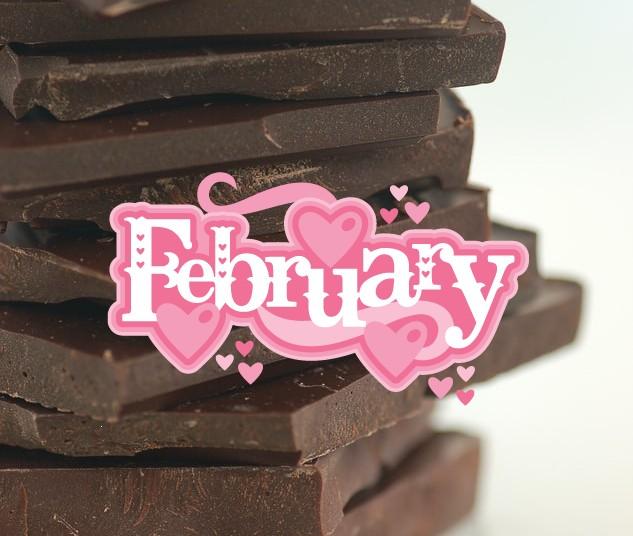 Celebrate February with Chocolate
