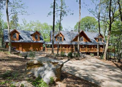 The Marshall's Lakeside Home
