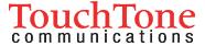touchtone logo