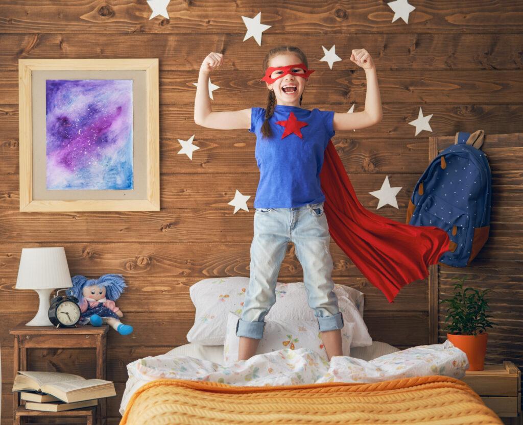 superhero spanish