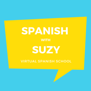 Spanish with Suzy logo
