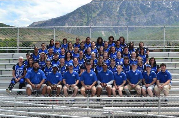 Utah Falconz Womens Football