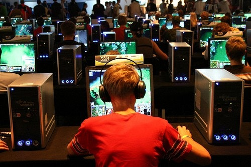 China the Largest Gaming Market