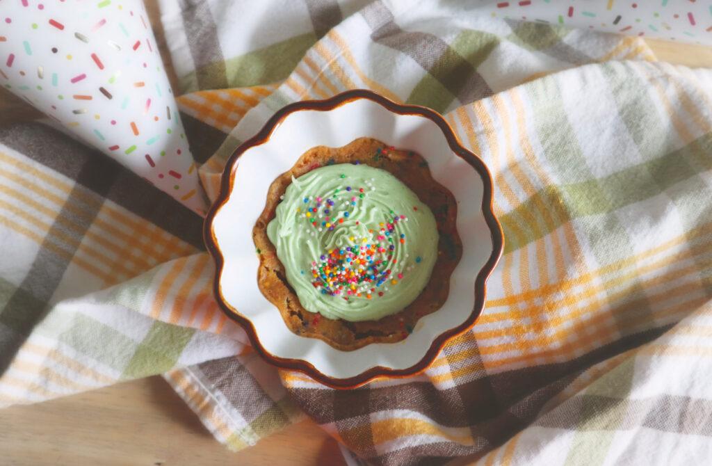 Cry if I want to birthday mug cake