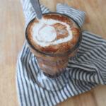 Mocha Moonshine Milkshake