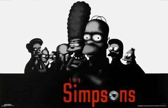 simpsons sopranos