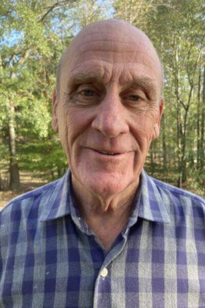 John Barker Headshot