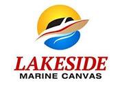 Lakeside Marine Canvas Sponsor Logo