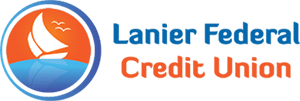 Lanier Federal Credit Union Sponsor Logo