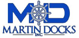 Martin Docks Sponsor Logo