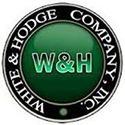 White & Hodge Company Sponsor Logo
