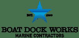 Boat Dock Works Sponsor Logo