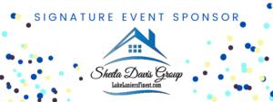 Signature Event Sponsor - Sheila Davis