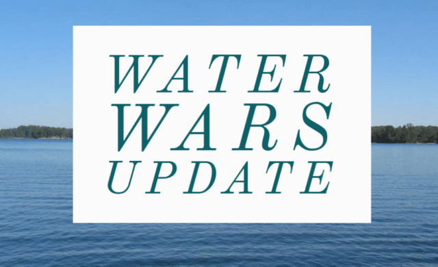 Thumbnail for the article Water Wars Update: FLORIDA V. GEORGIA ORAL ARGUMENTS BEFORE THE SUPREME COURT