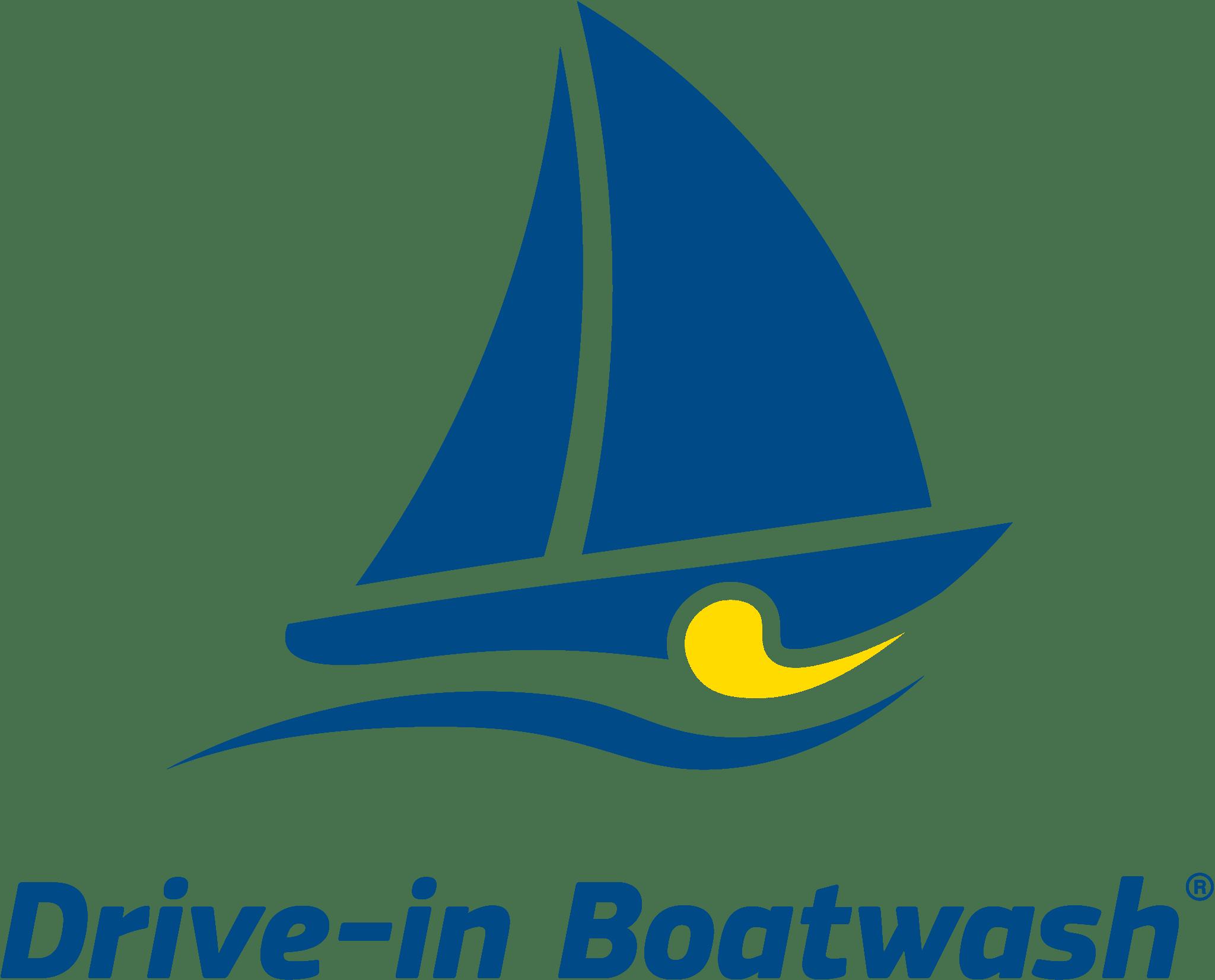 Drive-In Boatwash Logo