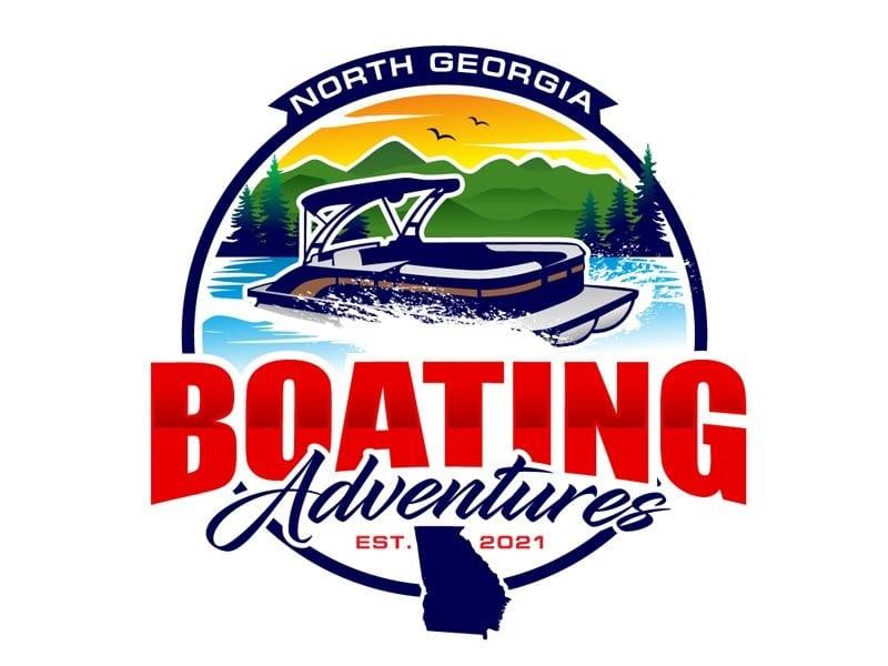 North Georgia Boating Adventures Logo