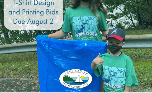 Thumbnail for the article Call for Bids: Shore Sweep 2021 t-shirts