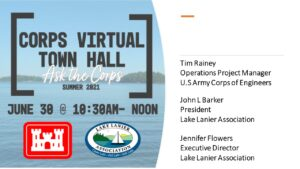 Ask the Corps Virtual Town Hall