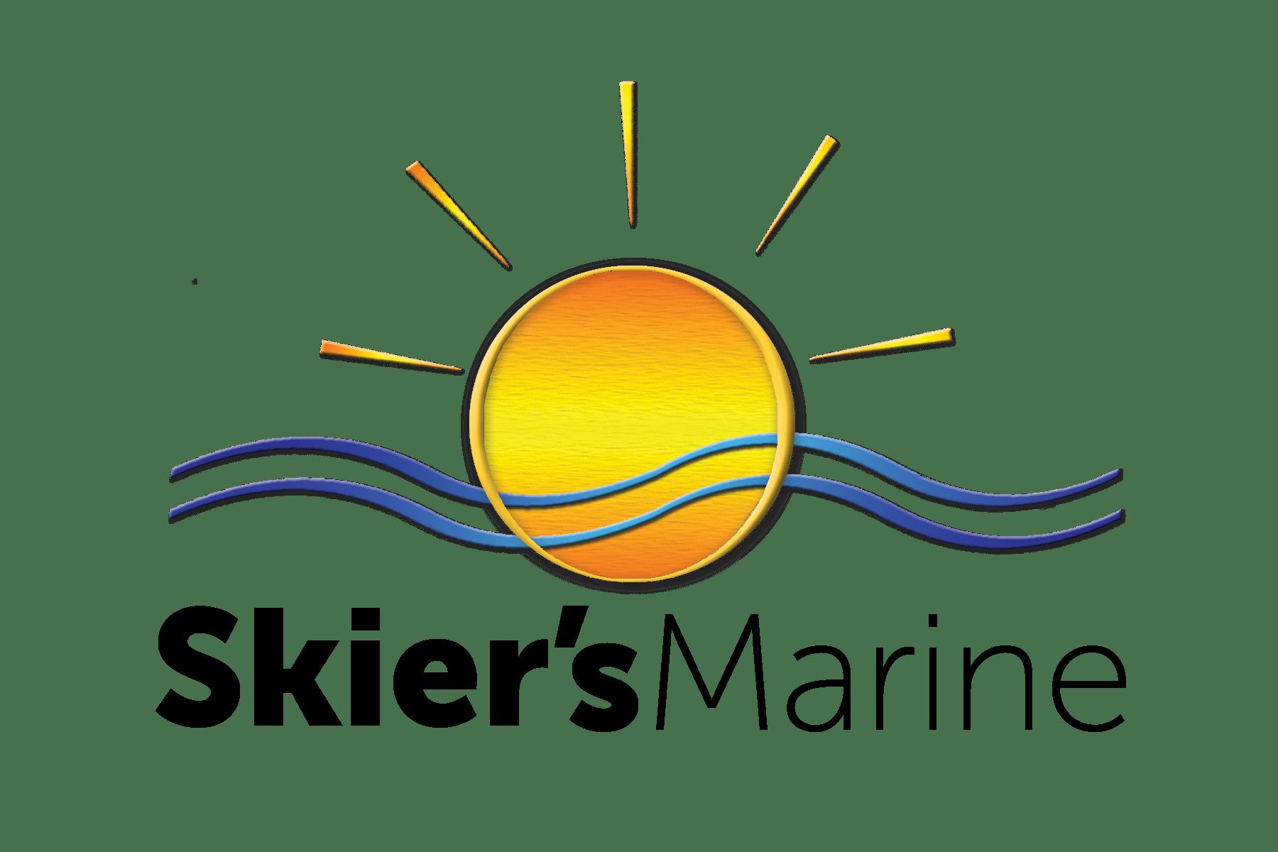 Skier's Marine Logo