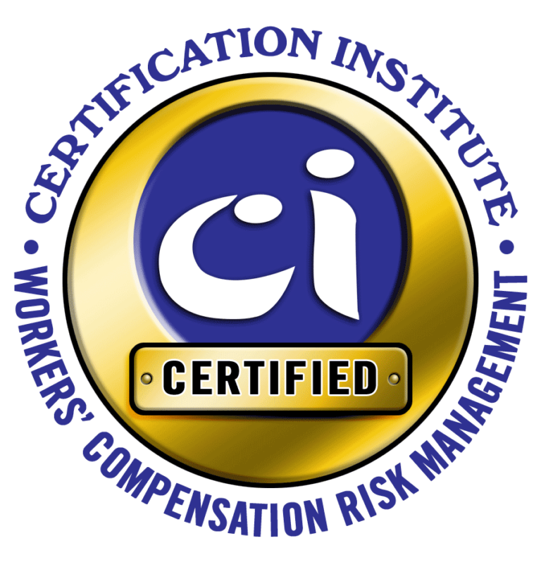 workers comp certification